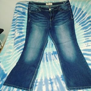 Like New lei jeans